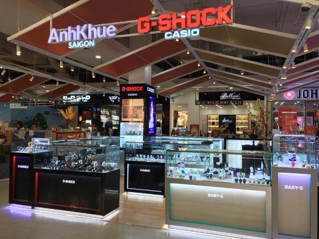 Mua đồng hồ Casio chính hãng ở đâu tại Hà Nội và TP.HCM?